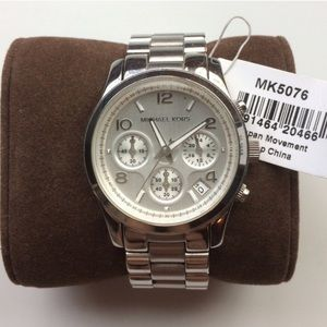 "Michael Kors | ""Runway"" chronograph watch 